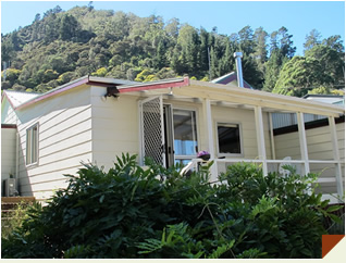 The Love Shack Te Aroha