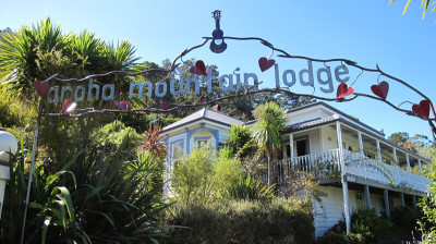 Aroha Mountain Lodge